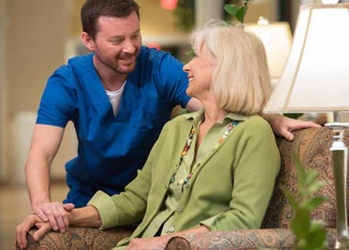 Personal Concierge Service at Aravilla Sarasota Independent Assisted Living and Memory Care